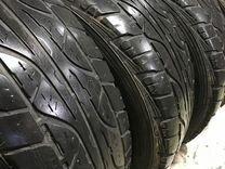 Dunlop grandtrek AT 3 285 60 R18 на джип