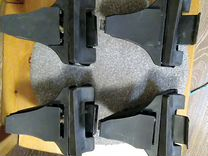 Комплект креплений Атлант на киа Рио 3 седан