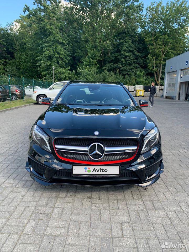 Mercedes-Benz GLA-класс AMG, 2015  89584127528 купить 1