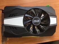 Видеокарта Asus NVidia GeForce GTX1060 3Gb