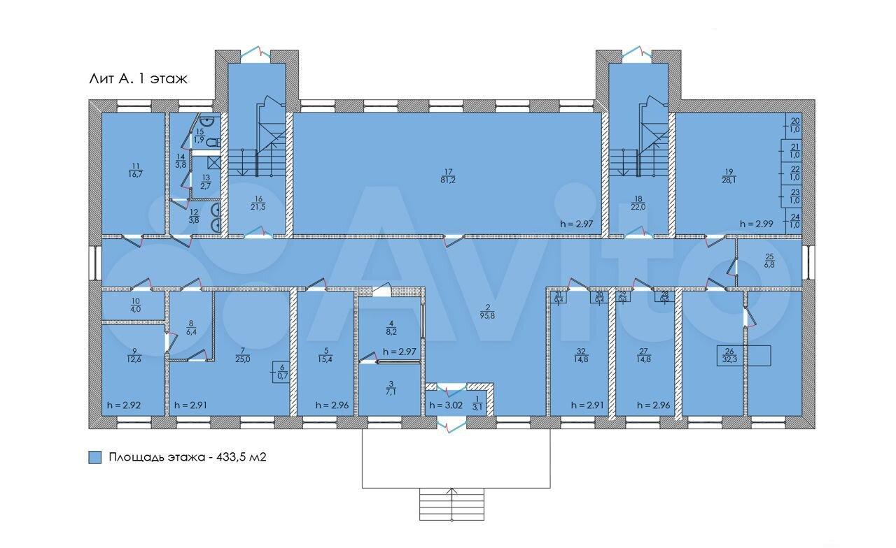 Офисное помещение, 15 м²  89149781508 купить 9