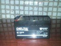Аккумулятор 12В 1,2А/ч
