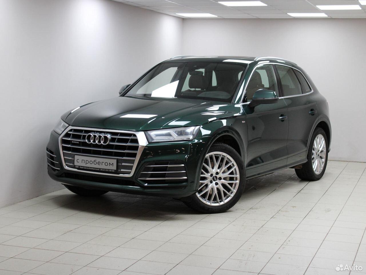 Audi Q5, 2017  88129217412 купить 1