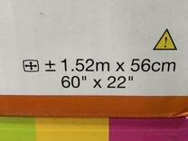 Бассейн детский надувной 58480 интекс