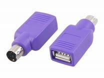 Переходник USB PS 2