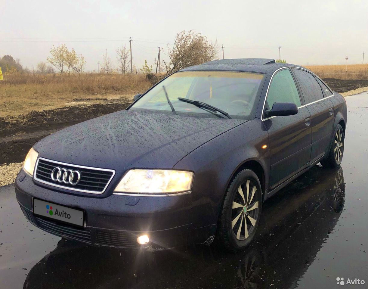 Audi A6, 1999  89606979865 купить 2