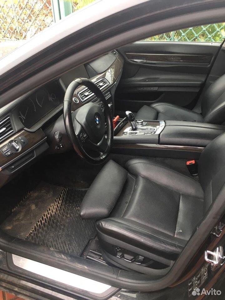 BMW 7 серия, 2009  89128107843 купить 7