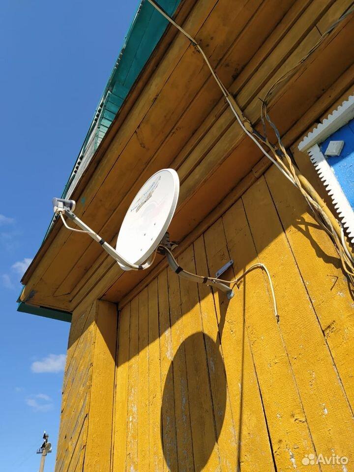 Цифровой спутниковый приемник (GS U510B) + тарелка  89871070222 купить 3