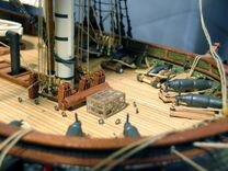 Модель корабля 12 Апостолов большой