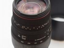 Sigma 70-300 для Canon