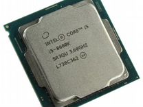 Процессор i5 8600k