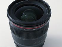 Объектив Canon 24 mm f/1.4L II USM